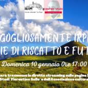 Castelvetere sul Calore, Orgogliosamente irpini, storie di riscatto e futuro: domenica il webinar