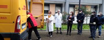 Ariano Irpino, arrivata la seconda fornitura di vaccini anti-Covid