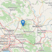 Lieve scossa di terremoto nel Sannio: epicentro a Frasso Telesino