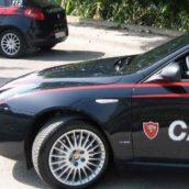 Furto in gioielleria: coppia bloccata,denunciata e allontanata con Foglio di Via dai Carabinieri di Dentecane