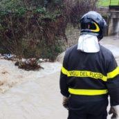 Maltempo in Irpinia, numerosi interventi dei Vigili del Fuoco