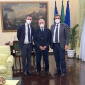 Covid, Alaia incontra il presidente De Luca