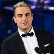 Robbie Williams: in arrivo un film biografico sull'ex Take That