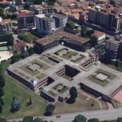 Benevento, attivazione del nuovo impianto di illuminazione di piazzale Iannelli