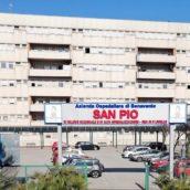 """Coronavirus, nessun decesso al """"San Pio"""" di Benevento"""