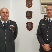 Il Sottotenente Francesco Caterino è il nuovo Comandante della Sezione Operativa della Compagnia Carabinieri di Avellino