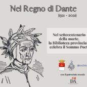 """""""Le donne di Dante"""", 8 marzo incontro on-line per celebrare le donne e il Sommo Poeta"""