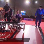 Pesi, Nazionale paralimpica alla Coppa del Mondo a Manchester: nel team il tecnico irpino il prof Antonio di Rubbo