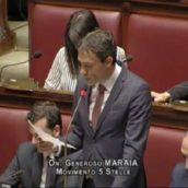 """Maraia (deputato M5S): """"Stazione Hirpinia, Regione Campania avvii subito studio di mercato per piattaforma logistica"""""""