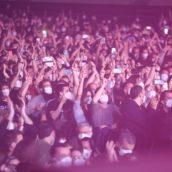 Concerto con 5mila spettatori: test a Barcellona