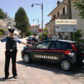 San Bartolomeo in Galdo, rispetto norme anticontagio,sanzioni dei Carabinieri nei confronti  di un bar