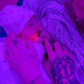 Vittoria Lucia Ferragni è nata oggi all'alba