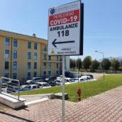 Coronavirus, 88 pazienti ricoverati nelle aree Covid del Moscati