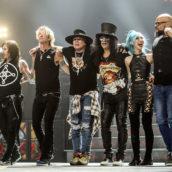 Guns N' Roses: annunciato un concerto a Milano nel 2022