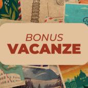 Bonus vacanze: novità in arrivo
