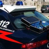 Alta Irpinia, controlli dell'Arma: due denunce e una segnalazione per droga