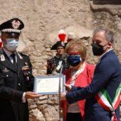Sant'Angelo dei Lombardi, Cittadinanza Onoraria all'Arma dei Carabinieri