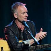 Sting: annuncia due nuovi concerti in Italia