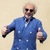 Jerry Calà festeggerà i 70 anni del compleanno e i 50 di carriera artistica all'Arena di Verona
