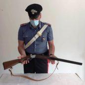 San Giorgio La Molara, denunciato in stato di libertà un 66enne locale per omessa custodia di armi
