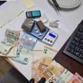 Morcone, due pusher arrestati dai Carabinieri per detenzione ai fini di spaccio di stupefacenti