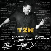 Tiziano Ferro festeggia i 20 anni di carriera: le sue riflessioni e i ringraziamenti ai fan
