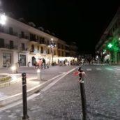 Grottaminarda, isola pedonale su Corso Vittorio Emanuele per l'intera settimana