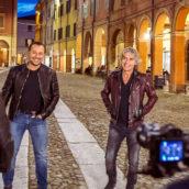 Luciano Ligabue svela alcuni particolari della serie biopic con Stefano Accorsi
