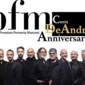 """PFM canta De Andrè nel tour estivo """"La buona novella e i successi PFM"""""""