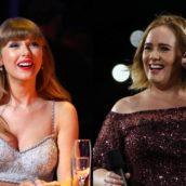 Taylor Swift e Adele insieme per un nuovo singolo?