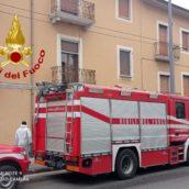 Avellino, intervento dei caschi rossi in via Colombo: soccorso un 52enne