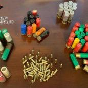 Montoro, detenzione abusiva di munizioni: 50enne denunciato dai Carabinieri