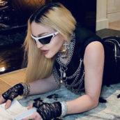 """Madonna ha """"quasi finito"""" la sceneggiatura del suo film biografico"""