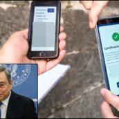 Green pass: le indicazioni del Governo sulle modalità dei controlli
